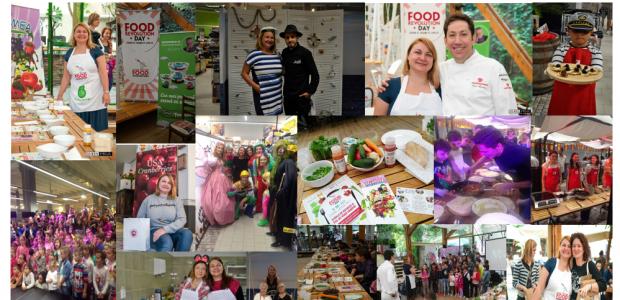 My 3 Years of Food Revolution organizer and Jamie Oliver's Ambassador