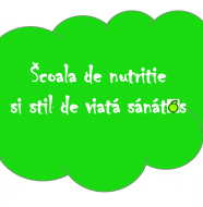 logo scoala de nutritie