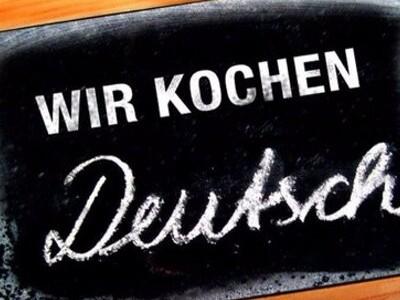 Wir Kochen Deutsch – Invata Limba Germana in bucatarie