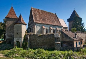 Valchid, Saxon Transylvania, Romania