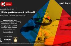 identitate gastronomica in Romania