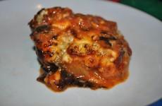 melanzzane al parmigiano