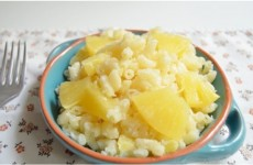 melcisori cu cocos si ananas